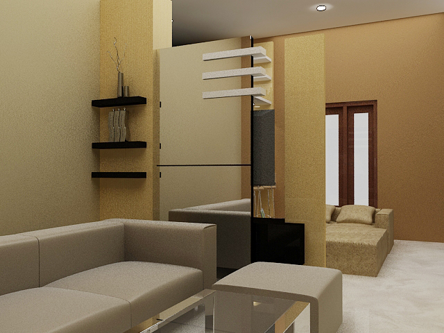 Jasa desain interior apartemen warung arsitek for Design interior apartemen 1 bedroom