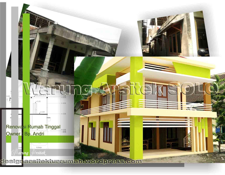 Jasa Kontraktor Renovasi Rumah Hubungi WARUNG ARSITEK SOLO